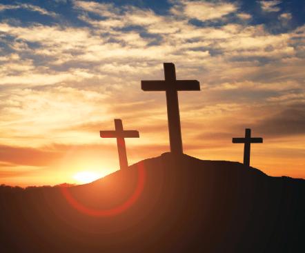 Overzicht kerkdiensten rondom Pasen