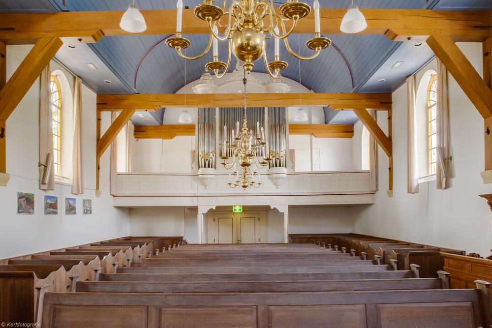 Versoepelingen kerkdiensten